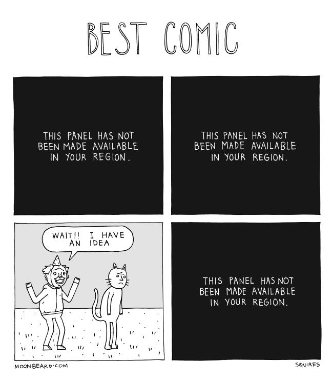 Best Comic