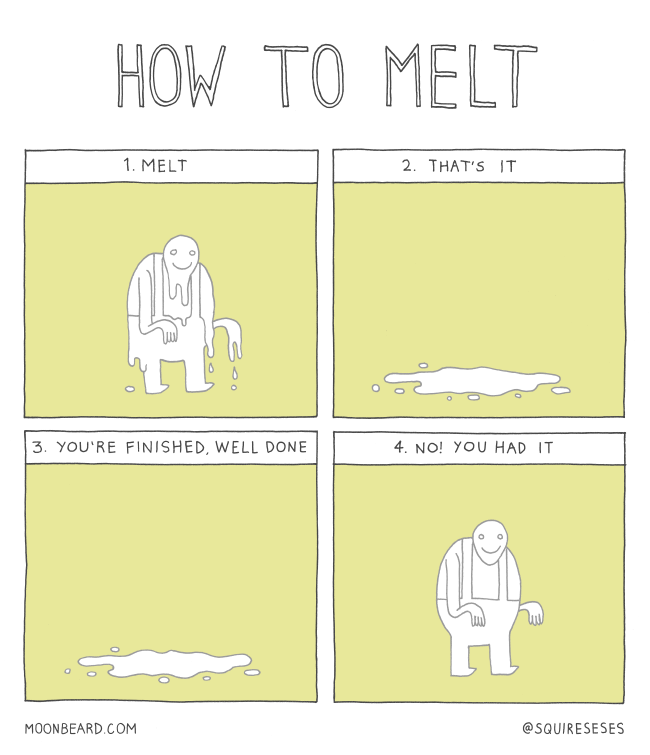 How to Melt