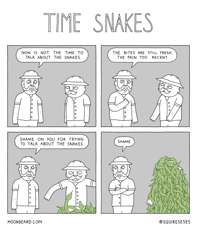TIME SNAKES